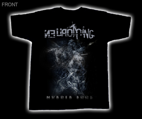Neurothing - Murder Book T-Shirt